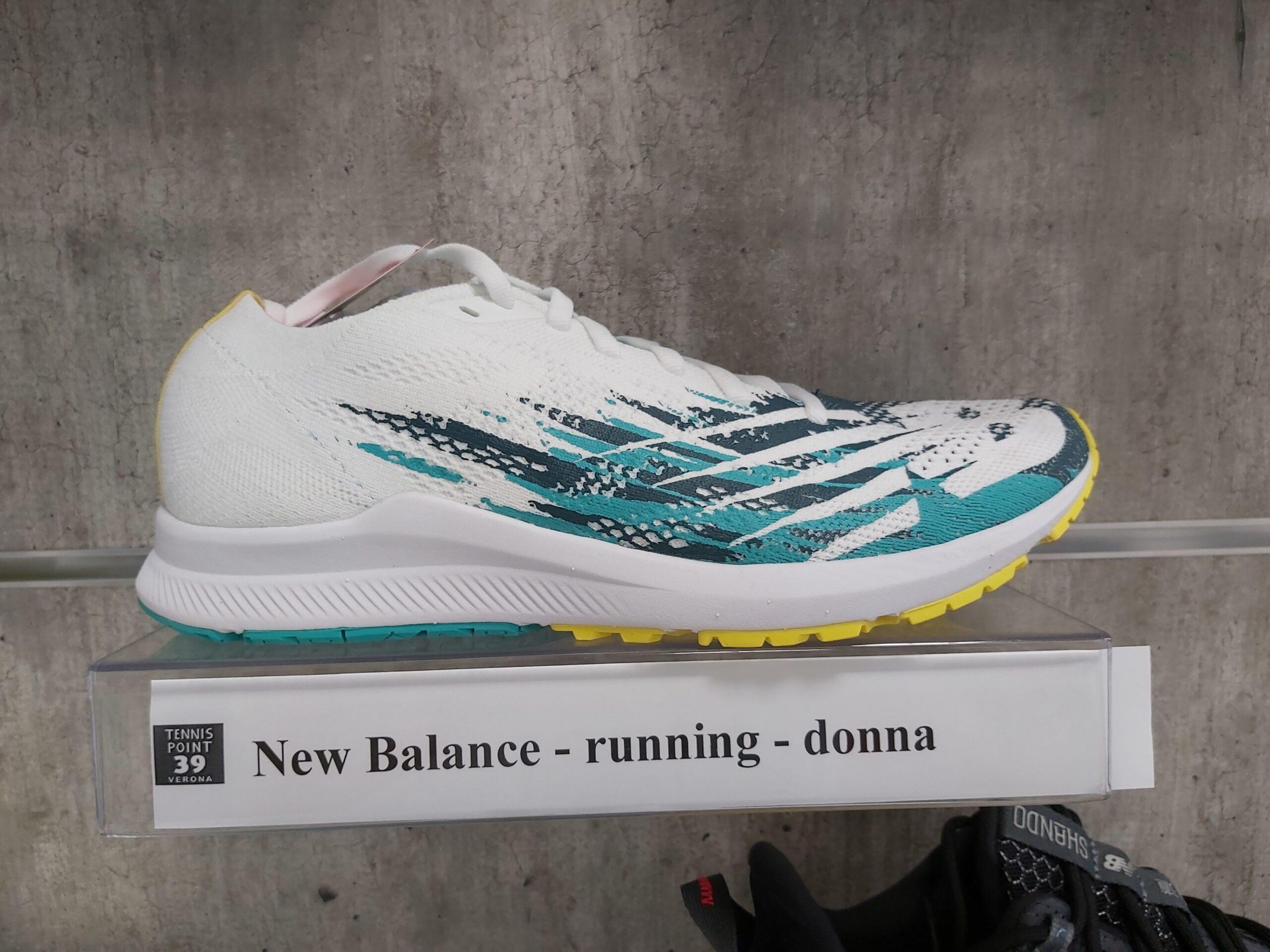 tennis new balance donna